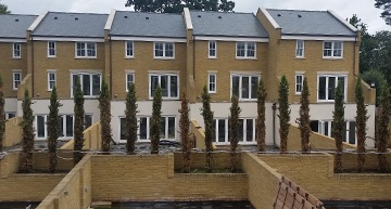 Luxury Townhouses, Surbiton